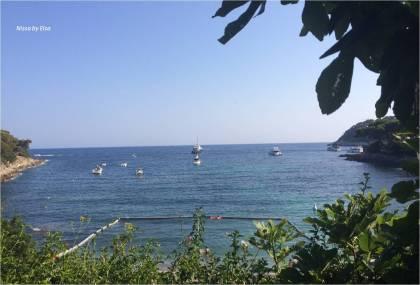 Anse des fossettes, St Jean Cap Ferrat