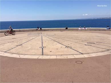 sundial, Nice