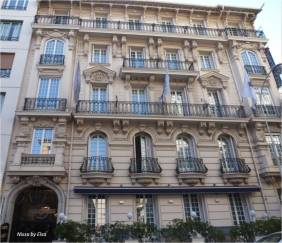 facade hotel Excelsior