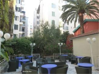 jardin hotel Excelsior