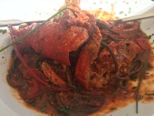 lobster pasta club nautique