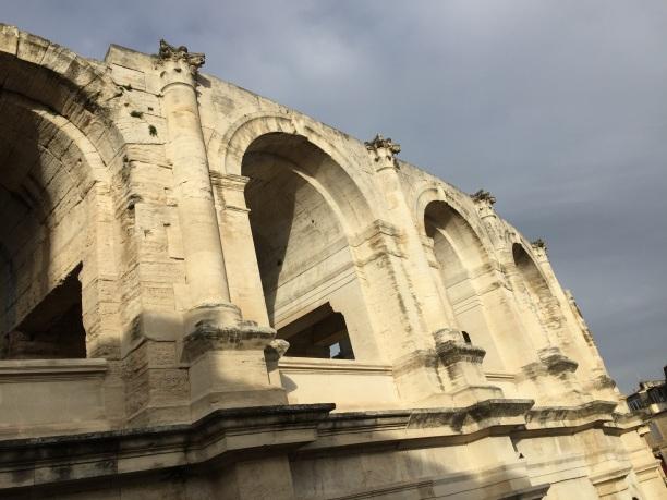 Arles Roman amphitheatre 1