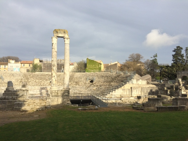 Roman arena Arles