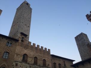 San Giminiano towers